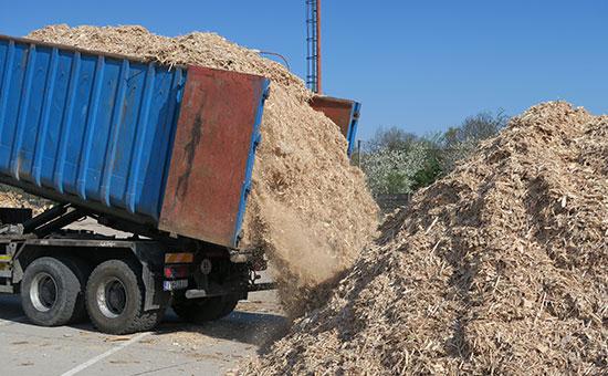 Logistika spracovaného odpadu